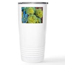 Calcareous phytoplankton, SEM Travel Mug