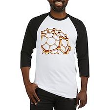 Buckminsterfullerene molecule Baseball Jersey