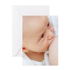 Breastfeeding Greeting Card