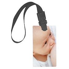 Breastfeeding Luggage Tag
