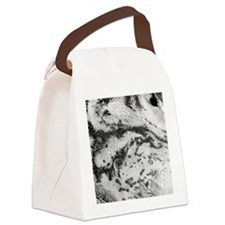 Open cell clouds over the South A Canvas Lunch Bag