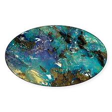Opal on bedrock Decal