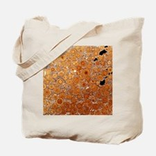 Oolitic limestone rock Tote Bag