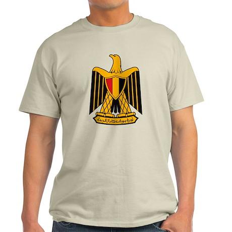 Egypt Coat of Arms Light T-Shirt