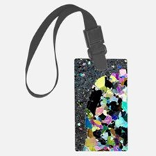 Olivine inclusion in basalt Luggage Tag