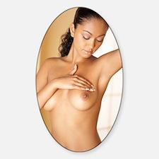 Breast self-examination Decal