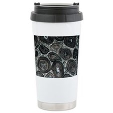 Orbicular diorite rock Travel Mug