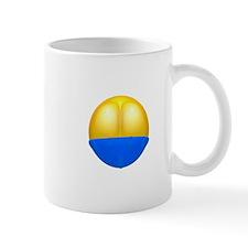 Smilie Butt Crack Mooning Mug