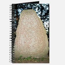 Olsbro rune stone Journal
