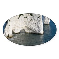 Old Harry rocks Decal
