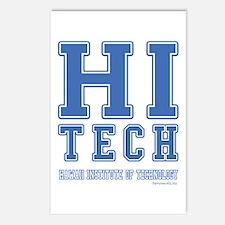 HI Tech Postcards (Package of 8)