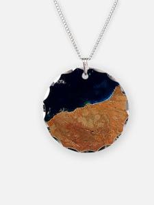 Northwestern Australia, sate Necklace
