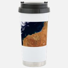 Northwestern Australia, satelli Travel Mug