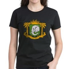 Ivory Coast Coat of Arms Tee