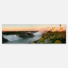 Niagara Falls Sticker (Bumper)