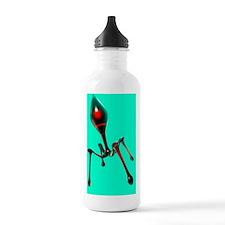 Bacteriophage, artwork Water Bottle