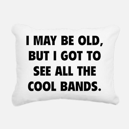 coolBandsSee1A Rectangular Canvas Pillow