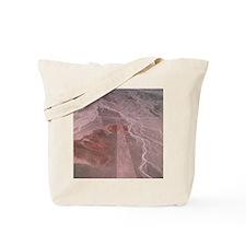Nazca lines Tote Bag
