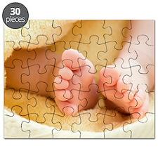 Baby's feet Puzzle
