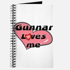 gunnar loves me Journal