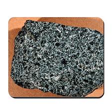 Nepheline monzosyenite igneous rock Mousepad