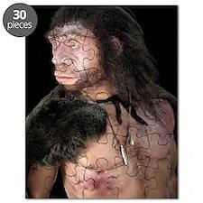 Neanderthal man Puzzle