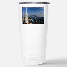 Mount St Helens volcano Travel Mug