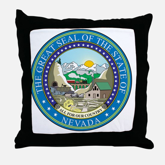 Nevada Throw Pillow