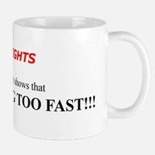 Doppler_shift_bumper_sticker Mug
