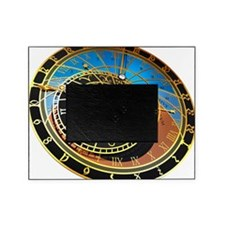 Astronomical clock, artwork Picture Frame