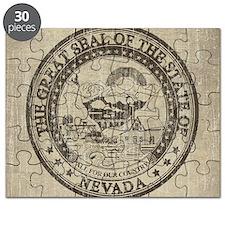 Vintage Nevada Puzzle