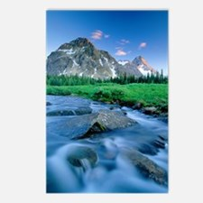 Mount Assiniboine Postcards (Package of 8)