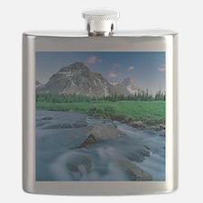 Mount Assiniboine Flask