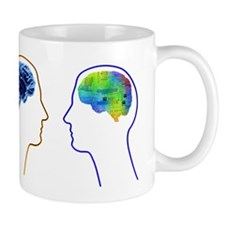 Artificial intelligence and cybernetics Mug