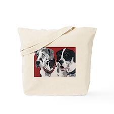 Shasta and Xander Tote Bag