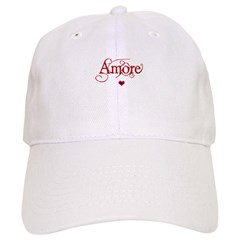 Amore Baseball Cap