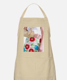Arm in a sling Apron
