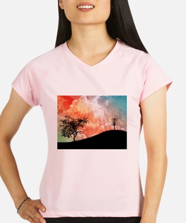Basket On A Hill Performance Dry T-Shirt
