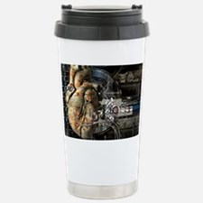 Artificial heart, conceptual ar Travel Mug