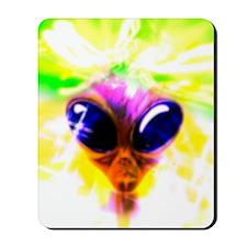 Alien, artwork Mousepad