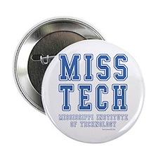 """Miss Tech 2.25"""" Button (100 pack)"""