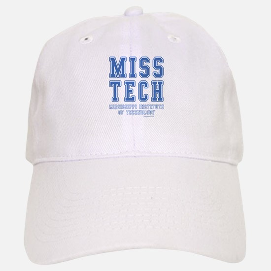 Miss Tech Baseball Baseball Cap