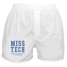 Miss Tech Boxer Shorts