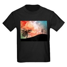 Basket On A Hill T-Shirt