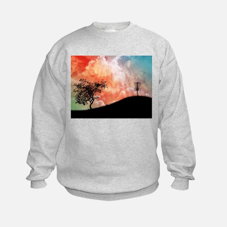 Basket On A Hill Sweatshirt