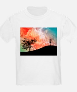 Basket On A Hill T-Shirt