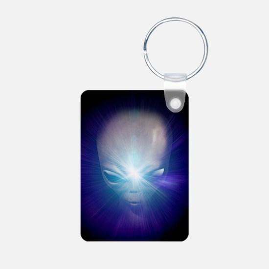 Alien, artwork Keychains