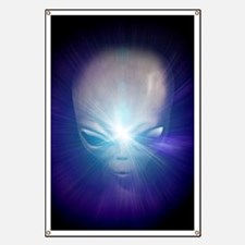 Alien, artwork Banner
