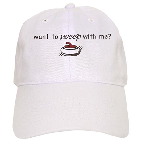 sweep with me cap