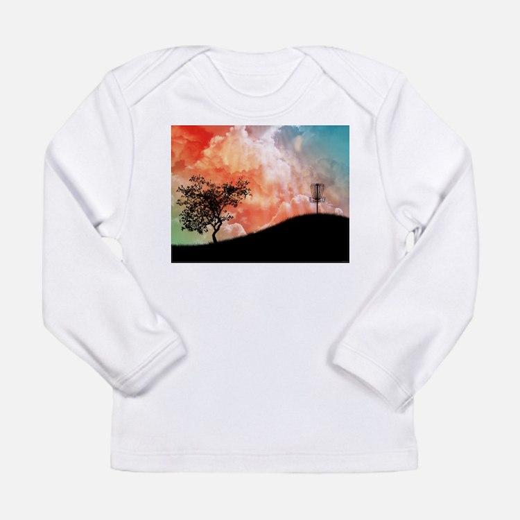 Basket On A Hill Long Sleeve T-Shirt